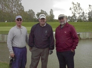 John Wainwright, Vaughan Gunter-Smith and Ernie Ferne