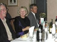 Allan Bowlby, Carolyn Brick Marit and John Dawson