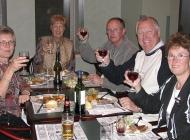 left to right - Karen Thomson (Millar), Jan Stover, Terry Thomso