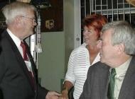 Gordon MacKinnon, Trish McGail and Boyd Wood