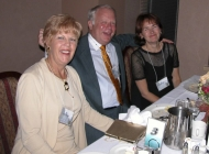 eft to right â?? Jan Stover, Bill Stover, Louise Turner