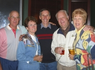 John Wainwright, Joan Murray, Tony Humphreys, Bill Stover, Jan S