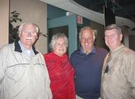 Larry Jackson, Carolun Jackson (Paquin), Doug Pincock, Keir Kitc