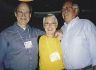 Dave Ledoux, Nancy Drew (Lucas) and Gary Bowlby
