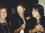 Marilyn Pincock, Lynette Steward and Cheryl Evans