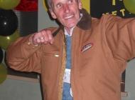 Tony Humphreys models the Metz Fresh Jacket now in the custody o