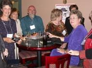Mike Hendren, Marjorie Barker, Judy Hendren, Tom Paul, Sharon Ki