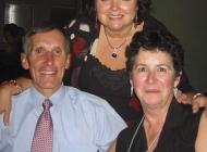 Tony Humphreys, Cheryl Evans (kalef), Margo Humphreys