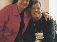 Joan Rushton and Gordon Lucas