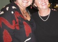 Cheryl Evans (Kalef) and Marilyn Pincock