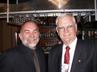 Ernie Ferne and Gord McKinnon