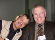 Gary Ball and Peter Baril