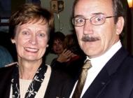 Glenda Gilbert and Frank Kellerman