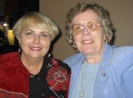 Gwen Austen and Karen