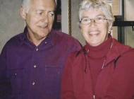 Ed Doucet and Mary Bowlby