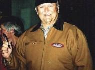 Rick Bennett and the famous Metz Fresh jacket