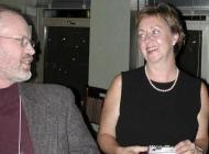 Mike Pratt and Marilyn Pincock