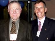 Peter Baril and Tony Humphreys