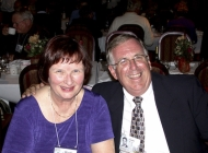 Wendy Dale and Gary Bowlby