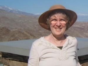 Susan in Palm Desert February 2010